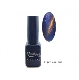 Moonbasa - Gel lac - Tiger eye - Nr. 837 - 5 ml
