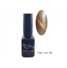 Moonbasa - Gel lac - Tiger eye - Nr. 832 - 5 ml