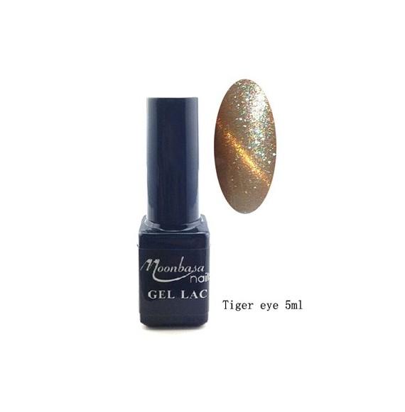 Moonbasa - Gel lac - Tiger eye - Nr. 832 - 5 ml