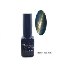 Moonbasa - Gel lac - Tiger eye - Nr. 810 - 5 ml