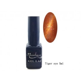 Moonbasa - Gel lac - Tiger eye - Nr. 809 - 5 ml