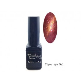 Moonbasa - Gel lac - Tiger eye - Nr. 807 - 5 ml