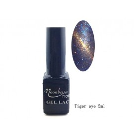 Moonbasa - Gel lac - Tiger eye - Nr. 803 - 5 ml