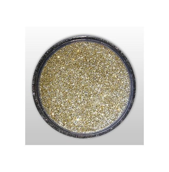 Moyra - Praf de portelan color -Glitter Champagne - Nr. 102 - 3,5 gr