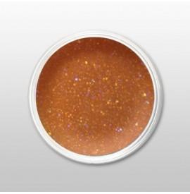 Moyra - Praf de portelan color - Glitter Copper - Nr. 114 - 3,5 gr