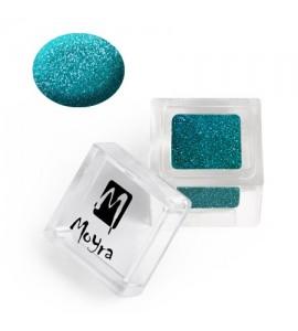 Moyra - Praf de portelan color - Apollo - Nr. 124 - 3,5 gr