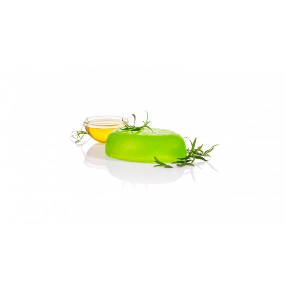 Yamuna - Sapun glicerina - Tea Tree - 100 gr