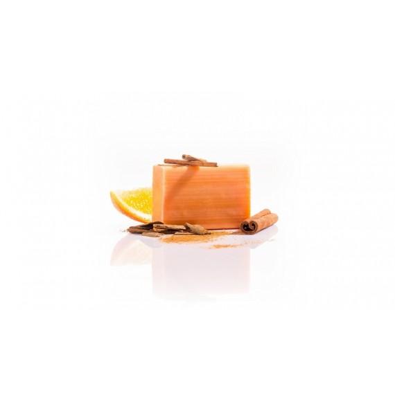 Yamuna - Sapun aromaterapie -  Portocale si scortisoara - 110 gr