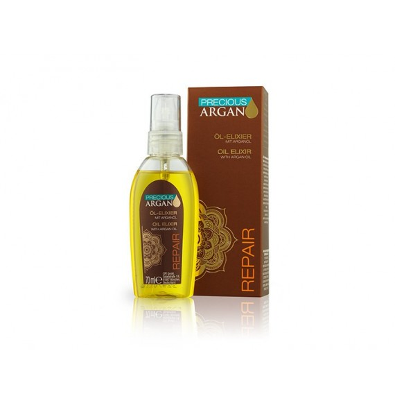 Subrina Argan Repair Elixir - Ulei pentru par - 70 ml