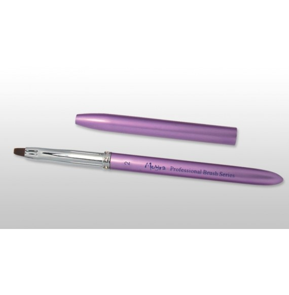Moyra - Pensula stras pentru gel - Dreapta - Nr. 2