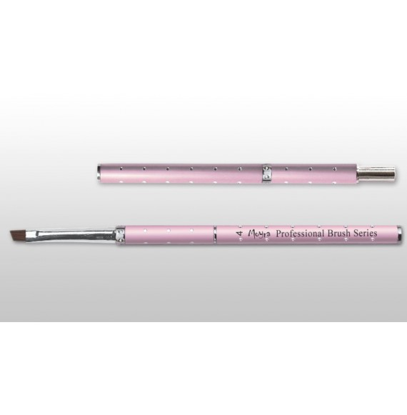 Moyra - Pensula bijuterie pentru gel - Tesita - Nr. 4
