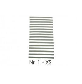 Binacil - Bigudiuri pentru permanent de gene - Nr. 1