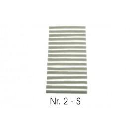 Binacil - Bigudiuri pentru permanent de gene - Nr. 2