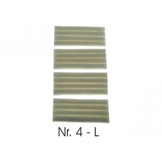 Binacil - Bigudiuri pentru permanent de gene - Nr. 4