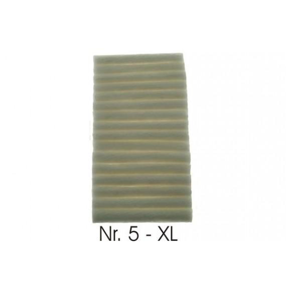 Binacil - Bigudiuri pentru permanent de gene - Nr. 5