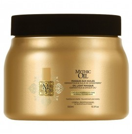 Mythic oil - masca pentru par fin/normal - 500 ml - l'oreal professionel
