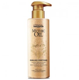 L'oreal Professionel - Mythic Oil Souffle d'Or - Sparkling Conditioner - 190 ml