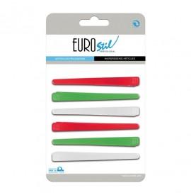 Eurostil - Clips color - 6 buc - Ref. 00075