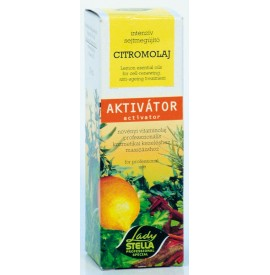 Lady Stella - Activator antirid si de regenerare celulara cu ulei de lamaita - 50ml