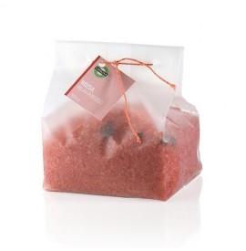 Yamuna - sare de baie - roze - 1000gr