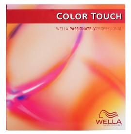 Wella Professional - Color Touch - Catalog de culori